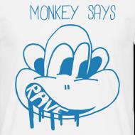 Design ~ Drugged Monkey say Rave