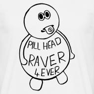 Design ~ Pill Head Raver