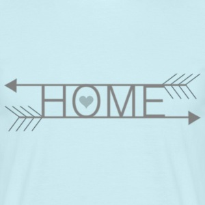 T-Shirt Home - Männer T-Shirt