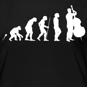 Cello Evolution Fun Shirt Langarmshirts - Frauen Premium Langarmshirt