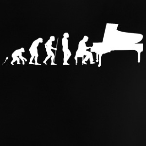 Pianist Evolution Fun Shirt Baby T-Shirts - Baby T-Shirt