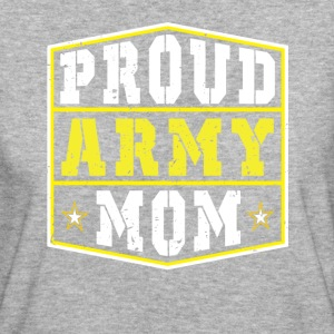 Proud Army Mom T-Shirts - Frauen Bio-T-Shirt