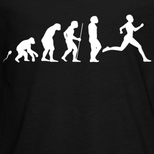 Sprint Evolution Fun Shirt Langarmshirts - Teenager Premium Langarmshirt