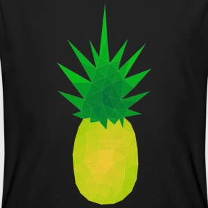 Hipster pineapple T-Shirts - Men's Organic T-shirt
