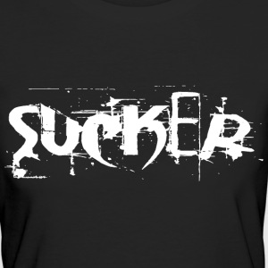 Sucker T-Shirts - Frauen Bio-T-Shirt
