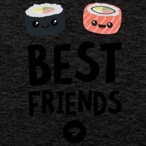 Sushi Best friends Heart Svbua Sports wear - Men's Premium Tank Top