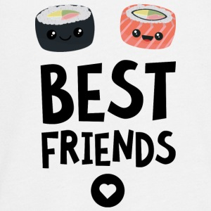 Sushi Best friends Heart Svbua Long Sleeve Shirts - Teenagers' Premium Longsleeve Shirt