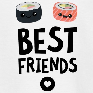 Sushi Best friends Heart Svbua Shirts - Teenage T-shirt