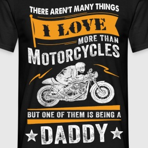Motorcycles Daddy T-Shirts - Men's T-Shirt