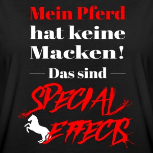 Special Effects T-Shirts - Frauen Oversize T-Shirt