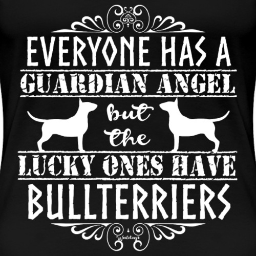 Bullterrier Angel 2