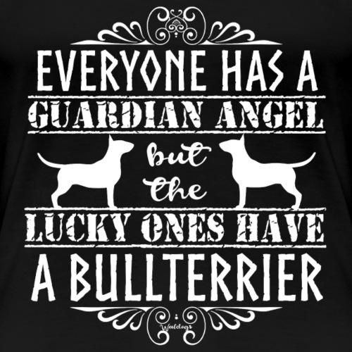 Bullterrier Angel 4
