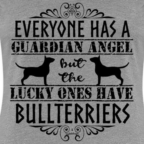 Bullterrier Angel