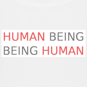 Human Being  T-Shirts - Kinder Premium T-Shirt