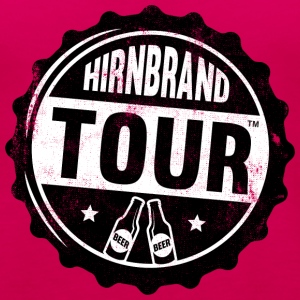 HIRNBRAND TOUR Tops - Frauen Premium Tank Top
