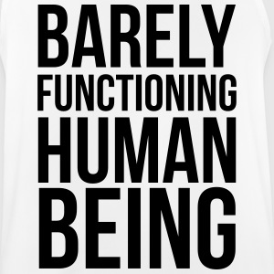 Barly Functioning Human  Sports wear - Men's Breathable Tank Top