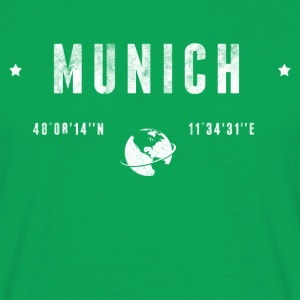 Munich T-shirts - Mannen T-shirt