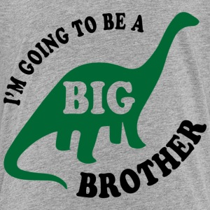 Big Brother To Be T-Shirts - Kinder Premium T-Shirt