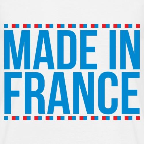 France Bleu Blanc Rouge - Made in France