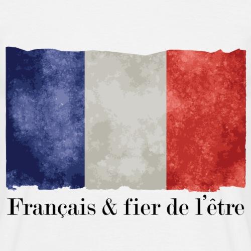 France Bleu Blanc Rouge - Français et Fier