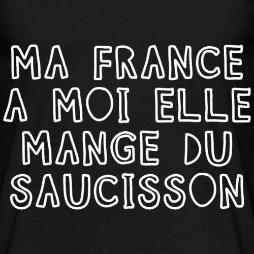 Ma France mange du saucisson B