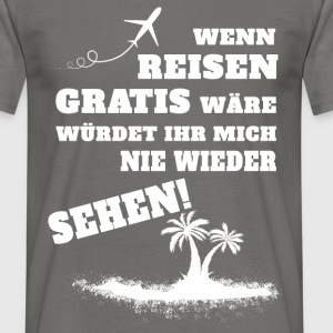 TRAVEL T-Shirts - Männer T-Shirt