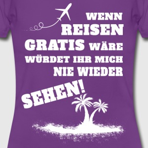 TRAVEL T-Shirts - Frauen T-Shirt