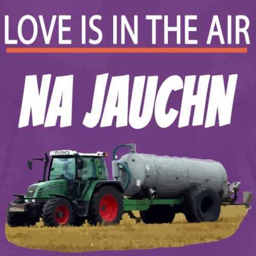 JAUCHE - LOVE IS IN THE AIR