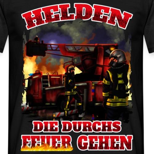 FEUERWEHR - HELDEN DIE DURCHS FEUER GEHEN