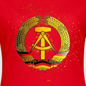 DDR Wappen T-Shirts - Frauen T-Shirt