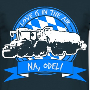 LOVE IS IN THE AIR - ODEL T-Shirts - Männer T-Shirt