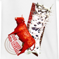 Motiv ~ Let out the bull, børne t-shirt