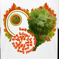 Motiv ~ Let out the lion, børne t-shirt