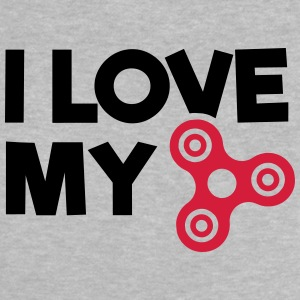 I love my Fidget Spinner Baby T-Shirts - Baby T-Shirt