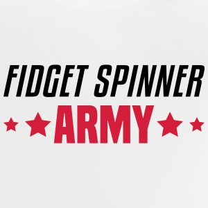 Fidget Spinner ARMY Baby T-Shirts - Baby T-Shirt