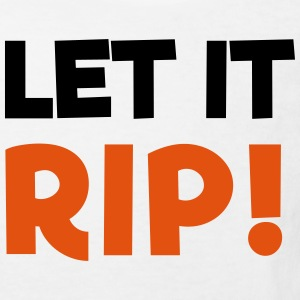 Let it rip T-Shirts - Kinder Bio-T-Shirt