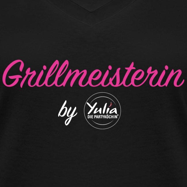 Grillmeisterin by Yulia die Partyköchin