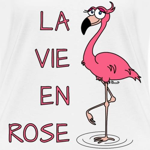 Flamant Rose, la vie en Rose, Swagg