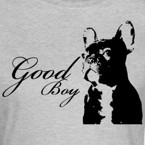 Good boy bulldog - Frauen T-Shirt