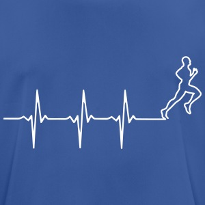 Runner shirt design  T-Shirts - Men's Breathable T-Shirt