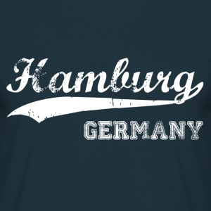 Hamburg Germany T-Shirts - Männer T-Shirt
