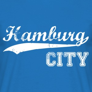 Hamburg CIty T-Shirts - Männer T-Shirt