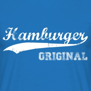 Hamburger Original T-Shirts - Männer T-Shirt