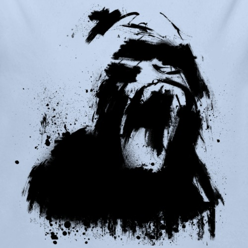Gorilla II (black)