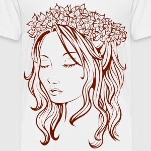 Woman - Kinder Premium T-Shirt