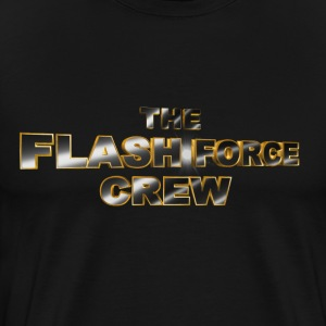Flash Force Crew T-Shirt - Männer Premium T-Shirt
