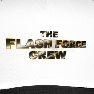 Flash Force Crew Cap - Trucker Cap