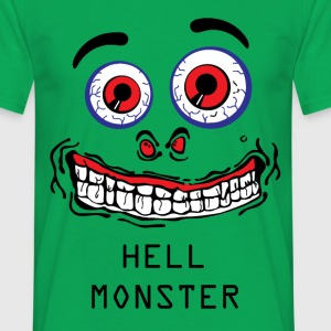 Hell Monster T-Shirts - Men's T-Shirt