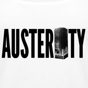 Austerity Grenfell Tower Tops - Women's Premium Tank Top