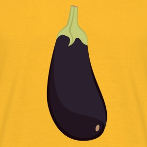 Eggplant Tee shirts - T-shirt Homme